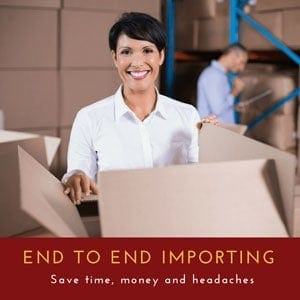 End-to-End Importing