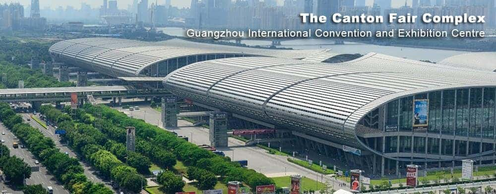 Canton Fair Complex Guangzhou International Convention-and-Exhibition Centre