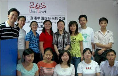 China team in Guiyang, Guizhou Province