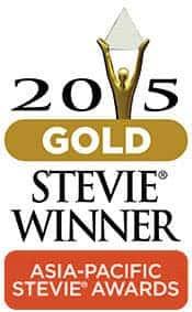 Asia Pacific Stevie Winner