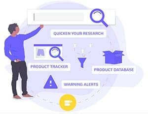 Seller App - Product Research Amazon